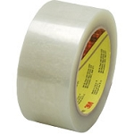 355 3M Scotch(TM) Box Sealing Tape - Clear