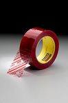 3779 Scotch(R) Security Message Box Sealing Tape 3779 Clear, 72 mm x 100 m, 6 per inner 24 per case
