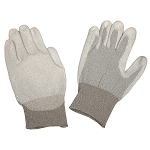 68126  GLOVE,DISSIPATIVE,POLYURETHANE COATED NYLON, MEDIUM
