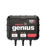 GEN2 20A 2-Bank Onboard Battery Charger