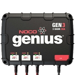 GEN3 30A 3-Bank Onboard Battery Charger