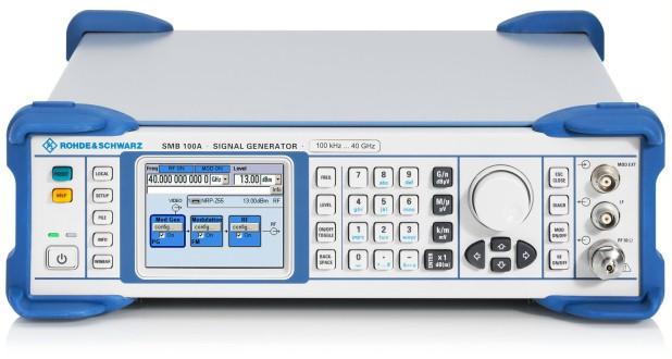 Microwave Rf Signal Generators : Smb a rf and microwave signal generator
