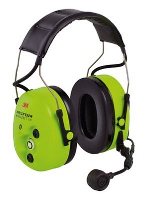 MT7H7AWS5-01 GB  3M(TM) Peltor(TM) Ground Mechanic WS(TM) Solutions Headset, Headband, Hi-Viz