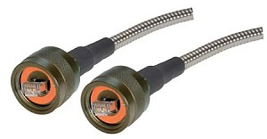 TRD8RGMT1-03 ARMORED IP68 CAT5E CABLE