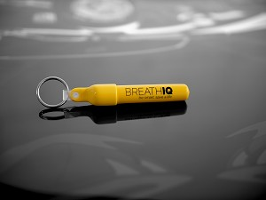 BreathIQ.04 BAC Alcohol Indicator, Including Imprintable Key Fob Container (Minimum Order Qty is 25 Units)