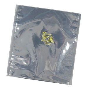 1001030 1000 Series Metal-In Static Shield Bag, 10