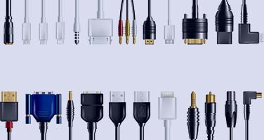 Cables, Wire, Accessories